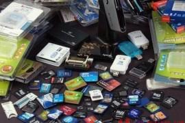 为什么U盘等存储介质实际容量比标称容量小?