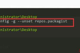 composer切换阿里开源镜像提供的 packagist 镜像服务源
