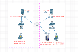 EVE-NG模拟器实验系列之CentOS7模拟SNAT和DNAT服务